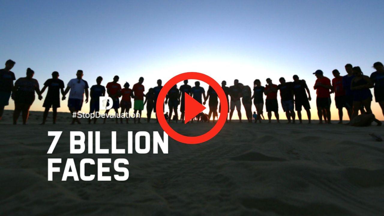 Seven Billion Faces