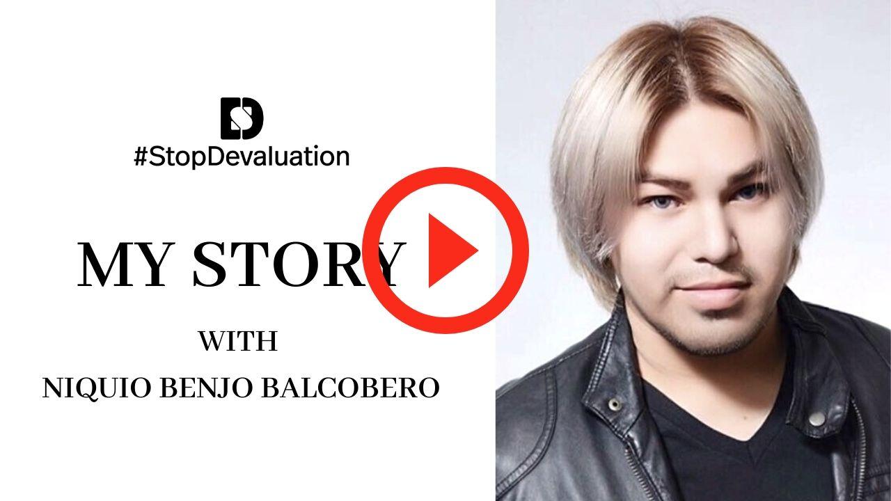 MY STORY with NIQUIO BENJO VALCOBERO