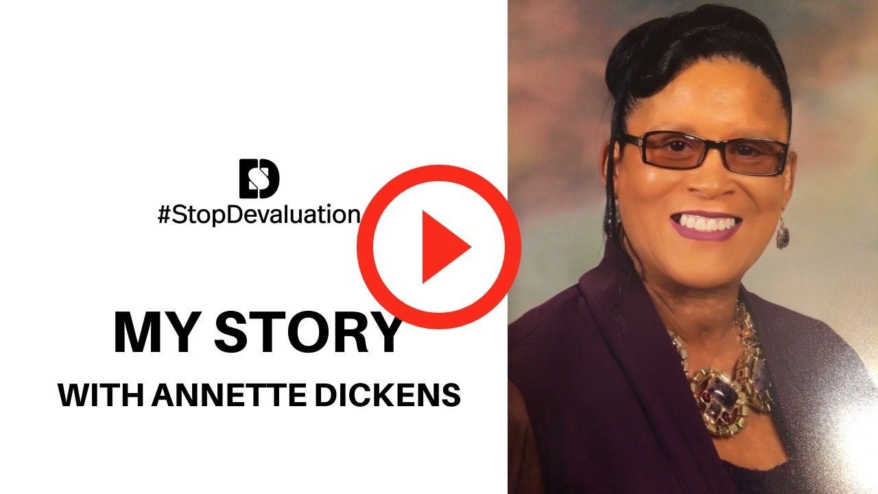 MY STORY with Annette Dickens