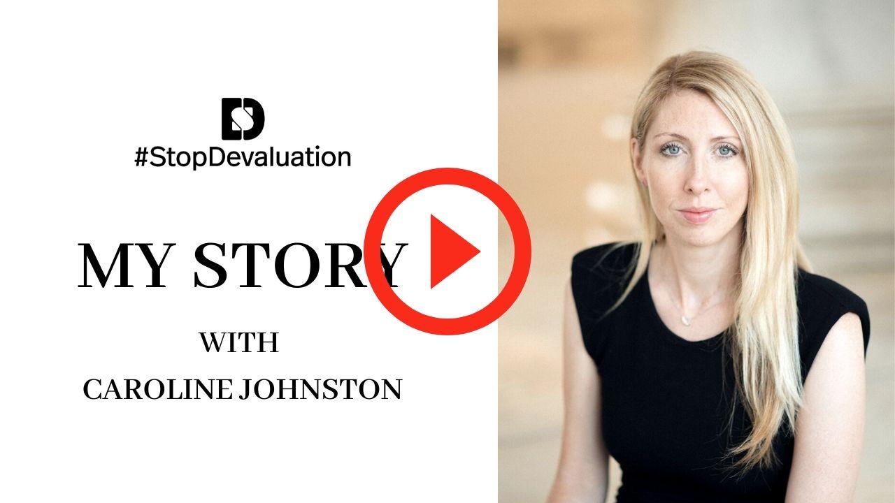 MY STORY with CAROLINE JOHNSTON