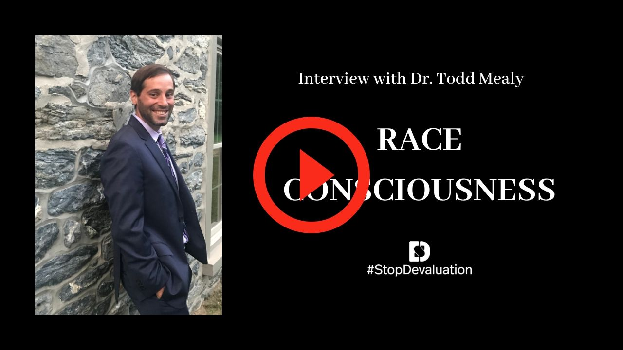 Race Consciousness with Todd Mealy