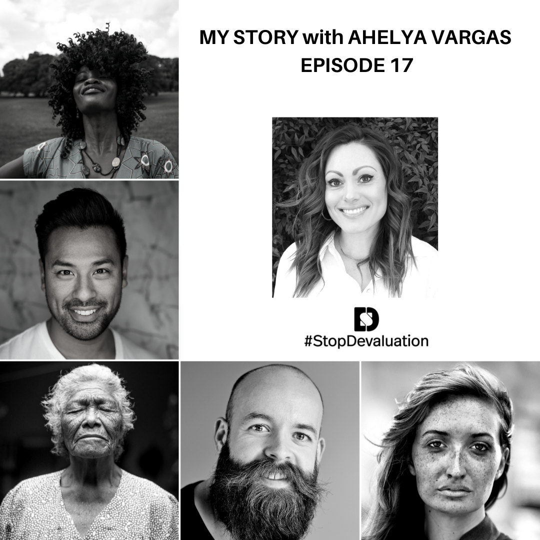 MY STORY Interview with Ahelya Vargas