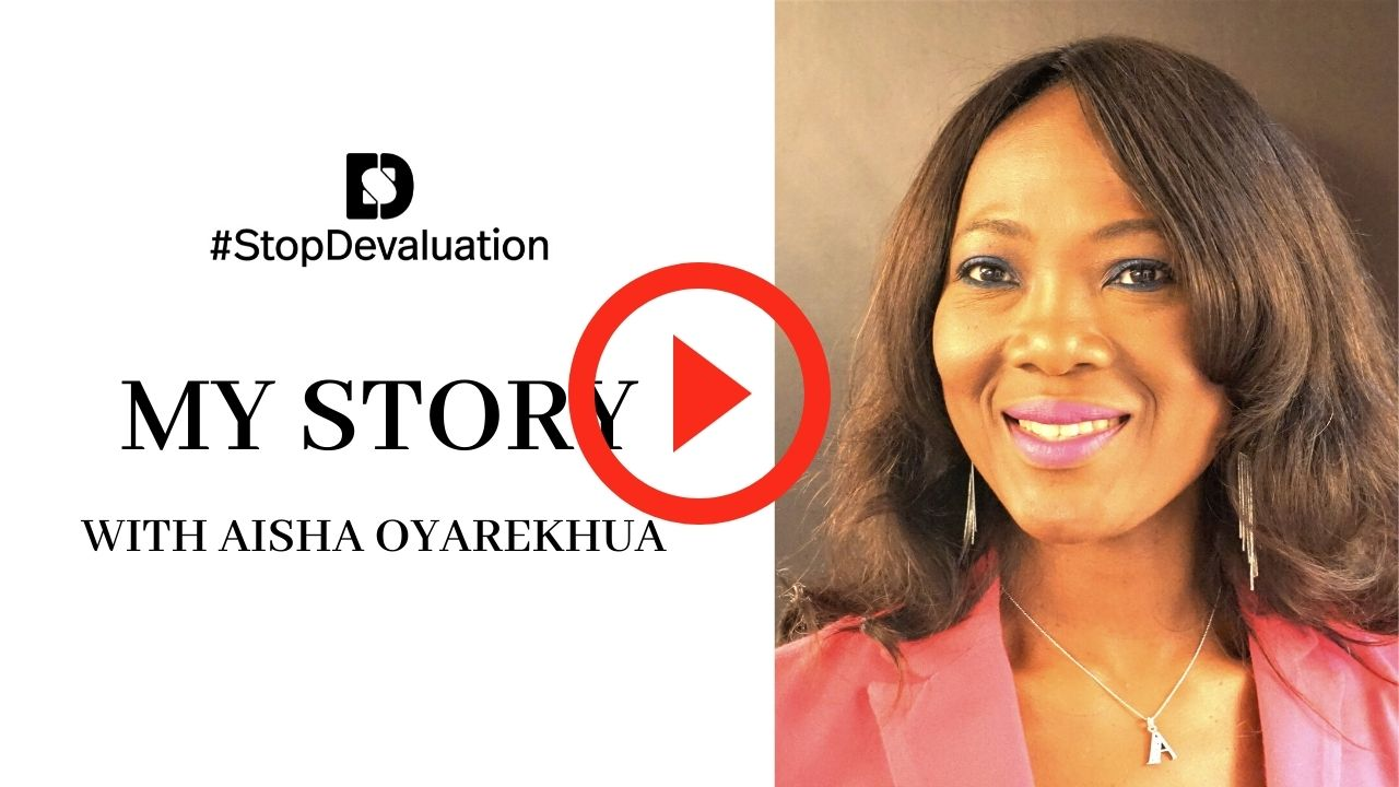 MY STORY with AISHA OYAREKHUA
