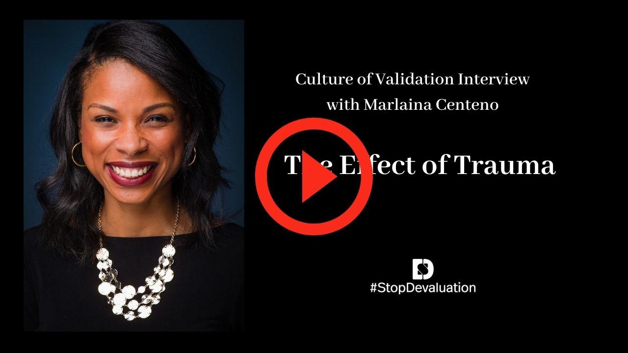 Healing the Deep Wounds of Trauma: Marlaina Centeno