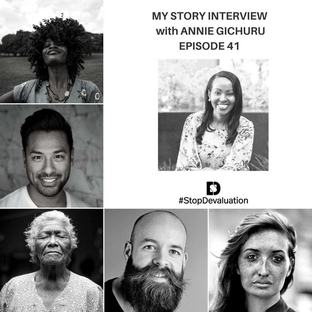 EP041 My Story with Annie Gichuru