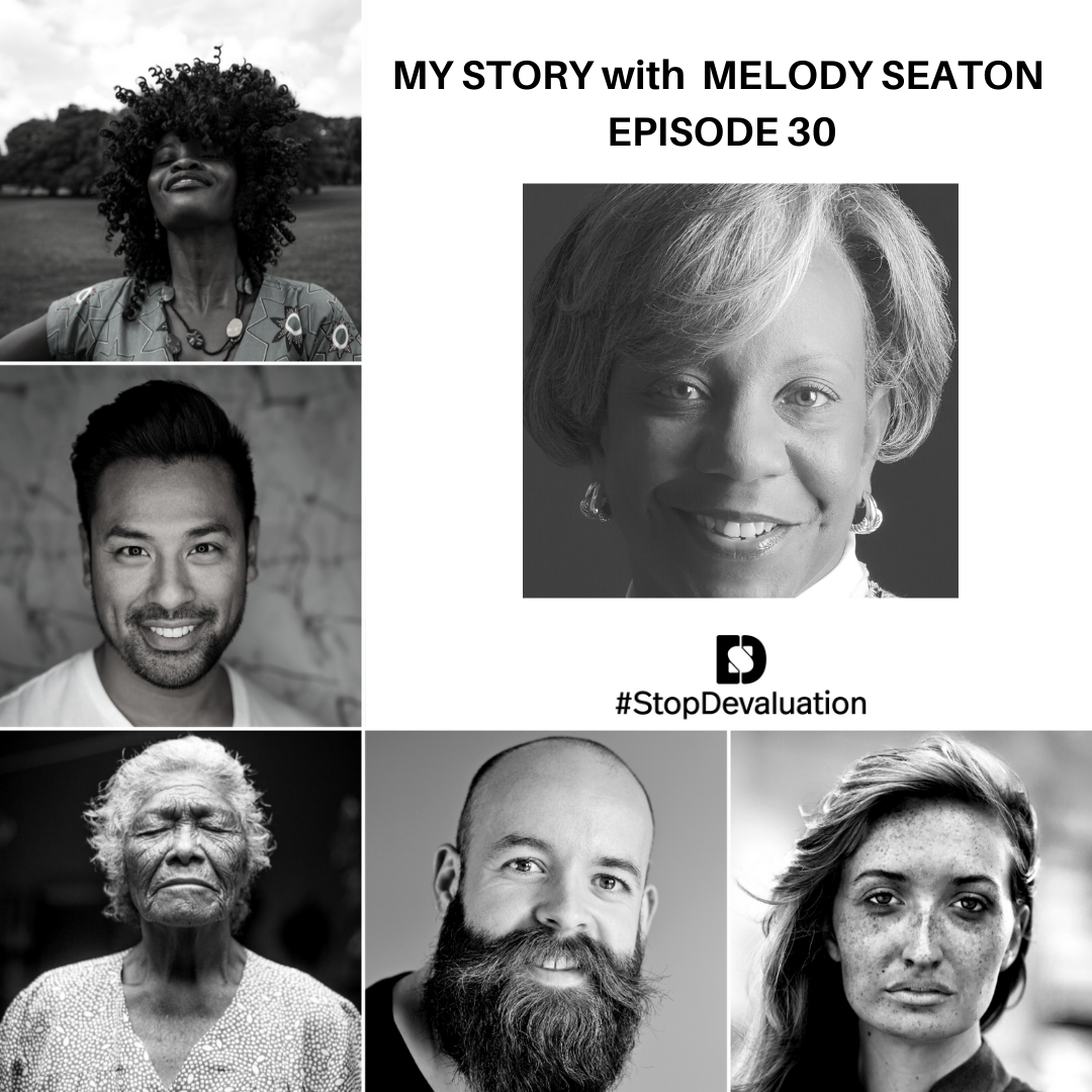 MY STORY Interview with Melody Seaton