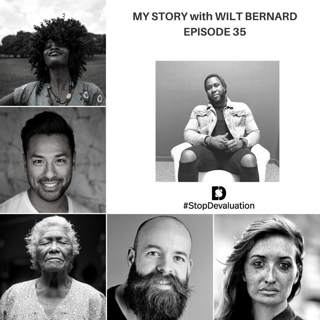 EP035 My Story Interview with Wilt Bernard