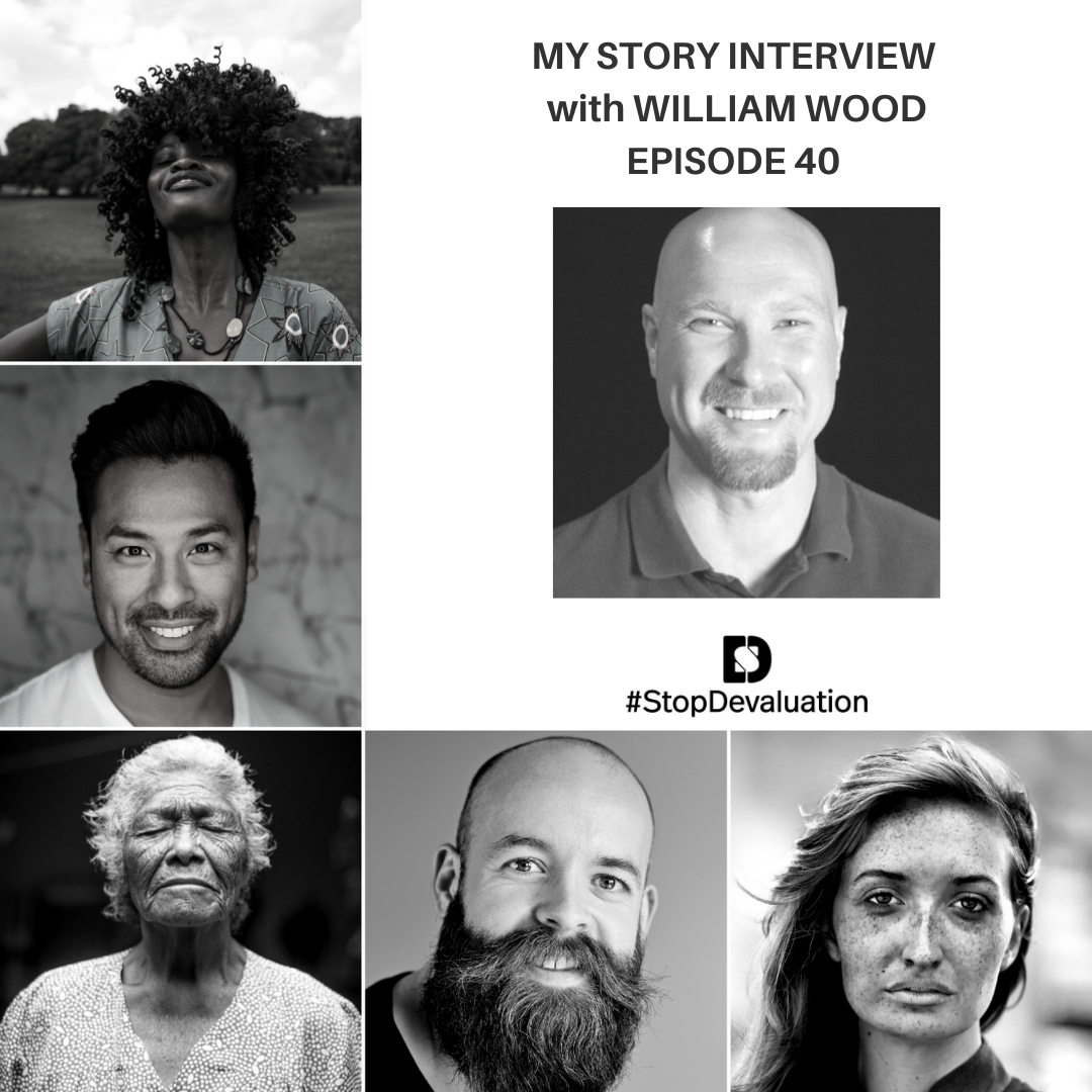 EP040 My Story with William Wood
